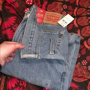 505 Regular Levi Jeans